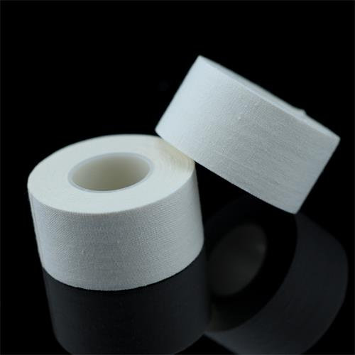 cotton zinc oxide tape